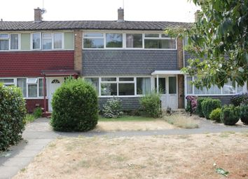 Thumbnail 3 bed terraced house for sale in The Cedars, Byfleet, Surrey