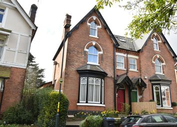 Thumbnail 5 bed semi-detached house for sale in Cotton Lane, Moseley, Birmingham