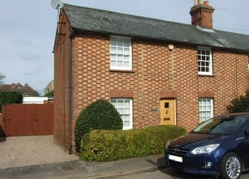 Thumbnail 3 bedroom end terrace house to rent in Russell Street, Woburn Sands