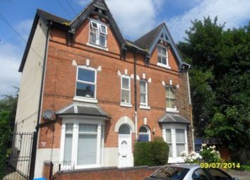 Thumbnail 1 bed flat to rent in Caroline Road, Moseley, Birmingham