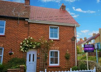 Thumbnail 2 bed end terrace house for sale in York Road, Seaton