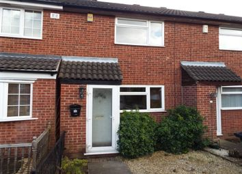 Thumbnail 2 bed terraced house to rent in Brackenfield Way, Thurmaston