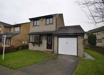 Thumbnail 3 bedroom detached house for sale in Carolan Court, Golcar, Huddersfield