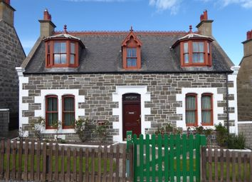 Thumbnail 4 bed detached house for sale in Station Road, Portknockie