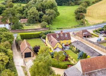Thumbnail 5 bedroom detached house for sale in Walden Road, Little Chesterford, Saffron Walden