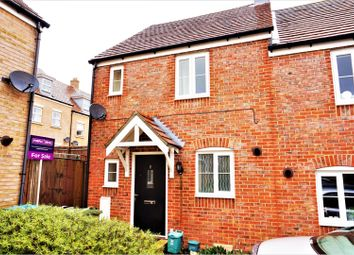 Thumbnail 2 bed end terrace house for sale in Bunting Close, Hemel Hempstead