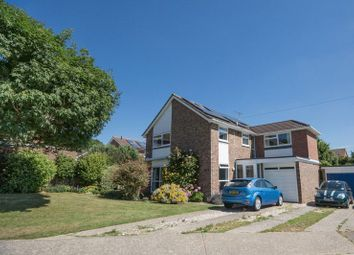 Thumbnail 4 bed detached house for sale in Exeter Road, Chichester