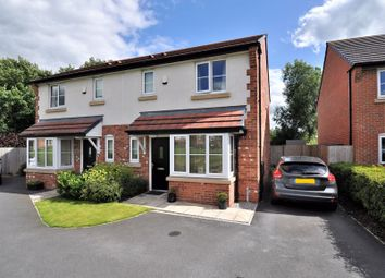 Thumbnail 3 bed property to rent in Eden Grove, Holmes Chapel, Crewe