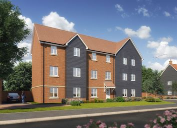 "Thumbnail 2 bed flat for sale in ""Jim Smith Court "" at Forge Wood, Crawley"