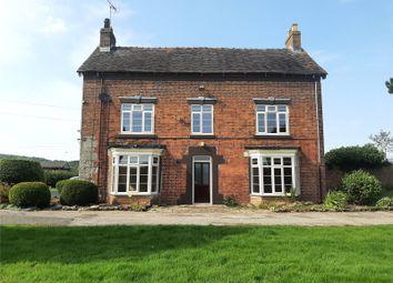 Birdsgrove Lane, Ashbourne DE6. 4 bed detached house