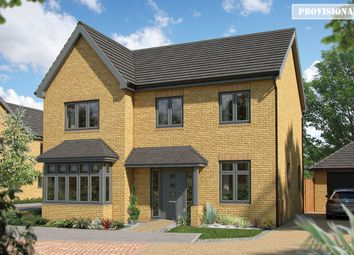 "Thumbnail 4 bed property for sale in ""The Maple "" at Haygate Road, Wellington, Telford"