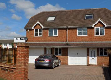 Thumbnail 4 bed semi-detached house to rent in Bath Road, Cippenham, Slough
