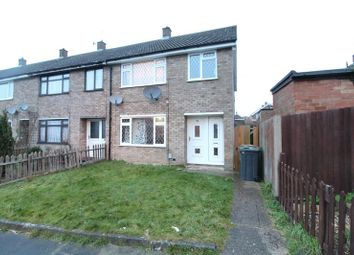 Thumbnail 3 bed end terrace house for sale in Paddock Close, Luton