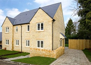 Thumbnail 3 bed semi-detached house for sale in Amberley Ridge, Rodborough Common