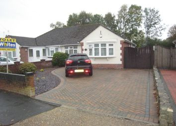 Thumbnail 2 bed semi-detached bungalow to rent in Hatherley Crescent, Portchester