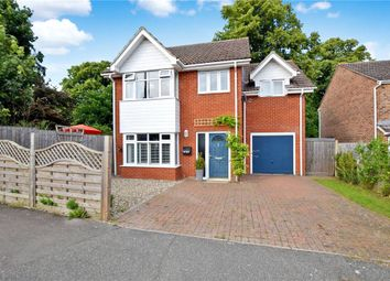 Thumbnail 4 bed detached house for sale in Hawkwood Road, Sible Hedingham, Essex