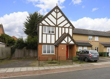 Thumbnail 3 bed end terrace house to rent in Gittens Close, Bromley