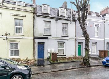 Thumbnail 4 bed terraced house for sale in Stoke, Plymouth, Devon