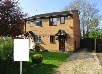 Thumbnail 2 bedroom end terrace house to rent in Christopher Close, Peterborough, Cambridgeshire