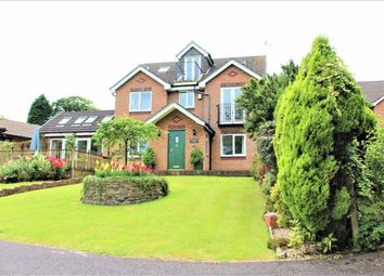 Thumbnail 5 bedroom detached house for sale in Woodland Avenue, West Cross, Swansea