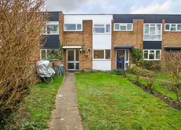 Thumbnail 3 bed terraced house for sale in Rathmore Close, Cambridge