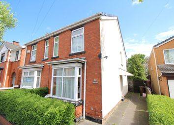 Thumbnail 3 bedroom semi-detached house for sale in Victoria Road, Wednesfield, Wolverhampton