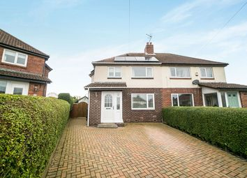 Thumbnail 3 bed semi-detached house for sale in The Crescent, Barlow, Blaydon-On-Tyne