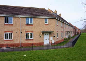 Thumbnail 3 bed terraced house for sale in Elver Close Coleview, Swindon