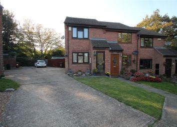 Thumbnail 2 bed end terrace house for sale in Highgrove Road, Walderslade, Kent