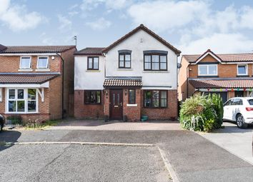 Thumbnail 4 bed detached house for sale in Waterside Close, Radcliffe, Manchester, Greater Manchester