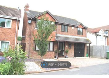 Thumbnail 4 bed detached house to rent in Romford Road, Warsash, Southampton