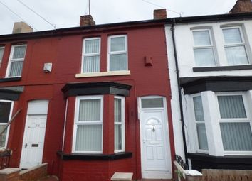 Thumbnail 2 bed property to rent in Beechwood Road, Litherland, Liverpool