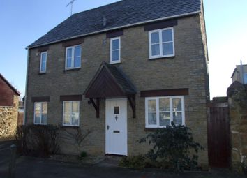 Thumbnail 2 bed terraced house to rent in Nichol Court, Faringdon