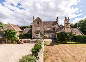 Thumbnail 6 bed farmhouse for sale in Upper North Wraxall, Chippenham