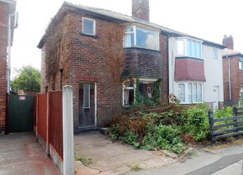 Thumbnail 3 bed semi-detached house for sale in Carlton Close, Worksop