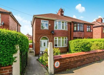 Thumbnail 3 bed semi-detached house for sale in Reddish Road, Reddish, Stockport, Cheshire