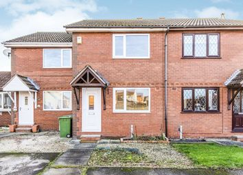 Thumbnail 2 bedroom terraced house for sale in Ivy Park Road, Goole