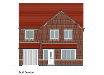 Thumbnail 4 bed detached house for sale in Westbury Gardens, Off Lortas Road, Basford, Nottingham