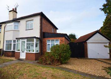Thumbnail 3 bed semi-detached house for sale in Ashton Road, Hillside