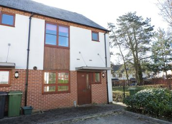 Thumbnail 3 bed terraced house to rent in Hollies Court, Basingstoke