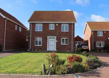 Thumbnail 4 bed detached house for sale in Empsons Loke, Winterton-On-Sea, Great Yarmouth