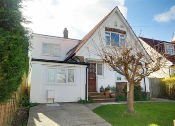 Thumbnail 4 bed detached house for sale in Hillview Road, Findon Valley, West Sussex
