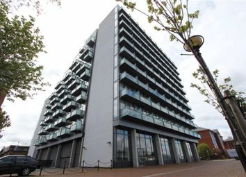 Thumbnail 1 bedroom flat to rent in Clippers Quay, Salford