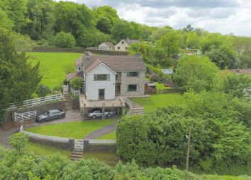 Thumbnail 6 bed detached house for sale in Machen, Caerphilly