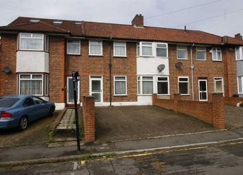 3 bed terraced house for sale in Braid Avenue, East Acton, London W3