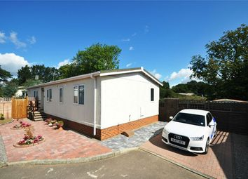 Thumbnail 4 bedroom property for sale in Danesbury Park Road, Woodlands Park Homes, Welwyn, Hertfordshire