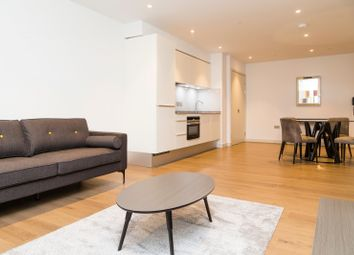 Thumbnail 1 bed flat to rent in 120 Elephant Road, London
