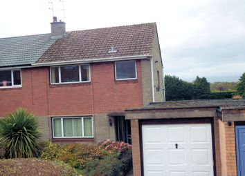 Thumbnail 3 bed semi-detached house to rent in Clifford Road, Penrith