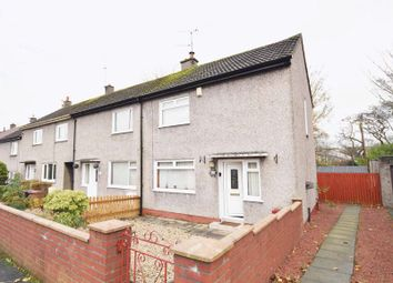 Thumbnail 2 bed end terrace house for sale in 142 Burnbank Road, Ayr
