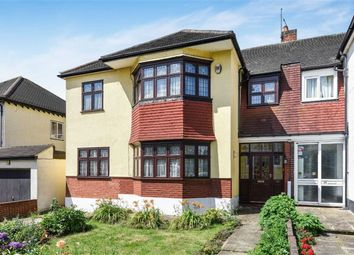 Thumbnail 4 bed semi-detached house for sale in High View Road, South Woodford, London
